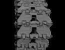 Гусеница ДТ-75